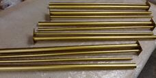 brass fabricated legs-horizontal