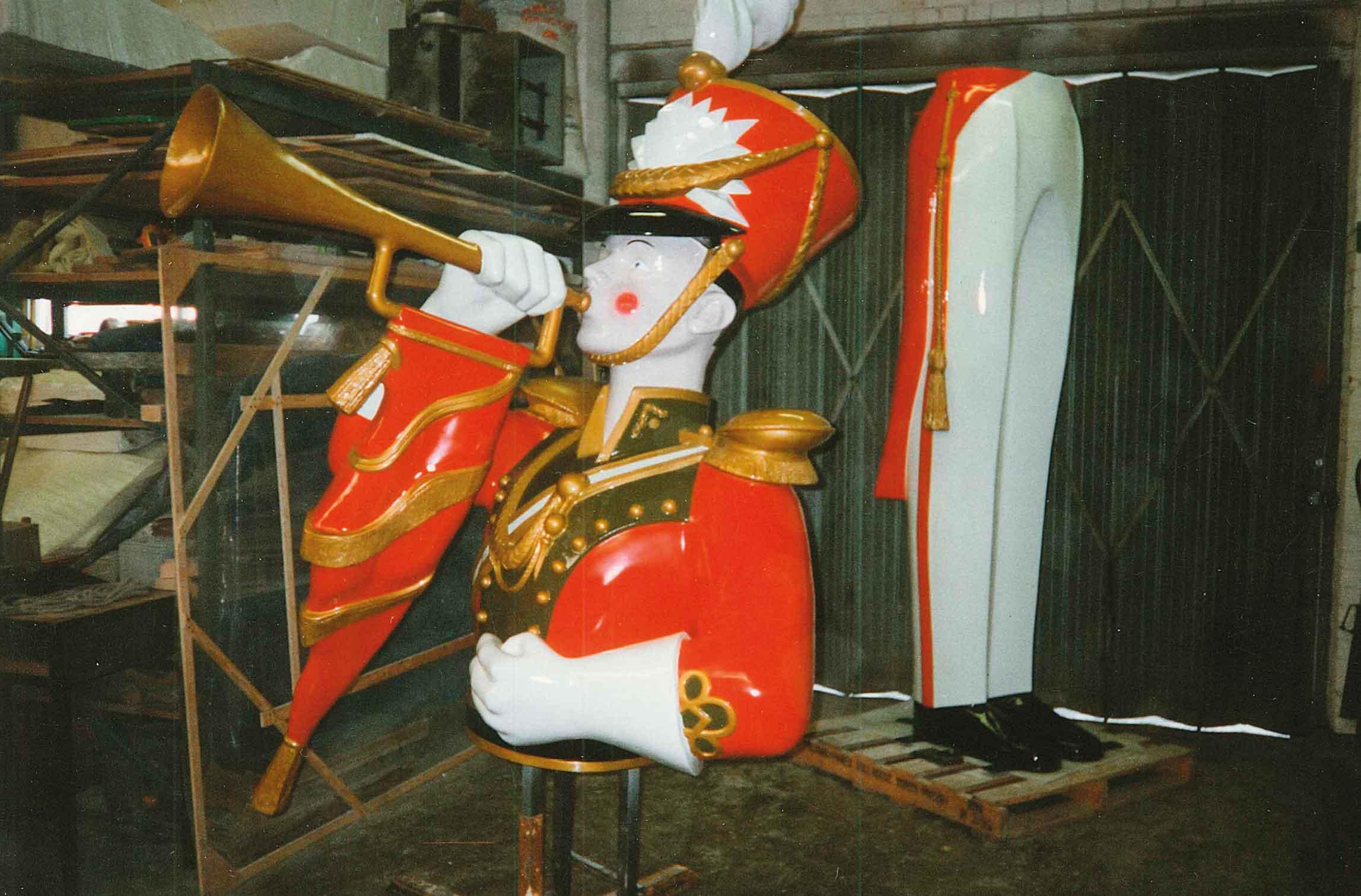 Harrods Christmas Canopies 1997 & 1998