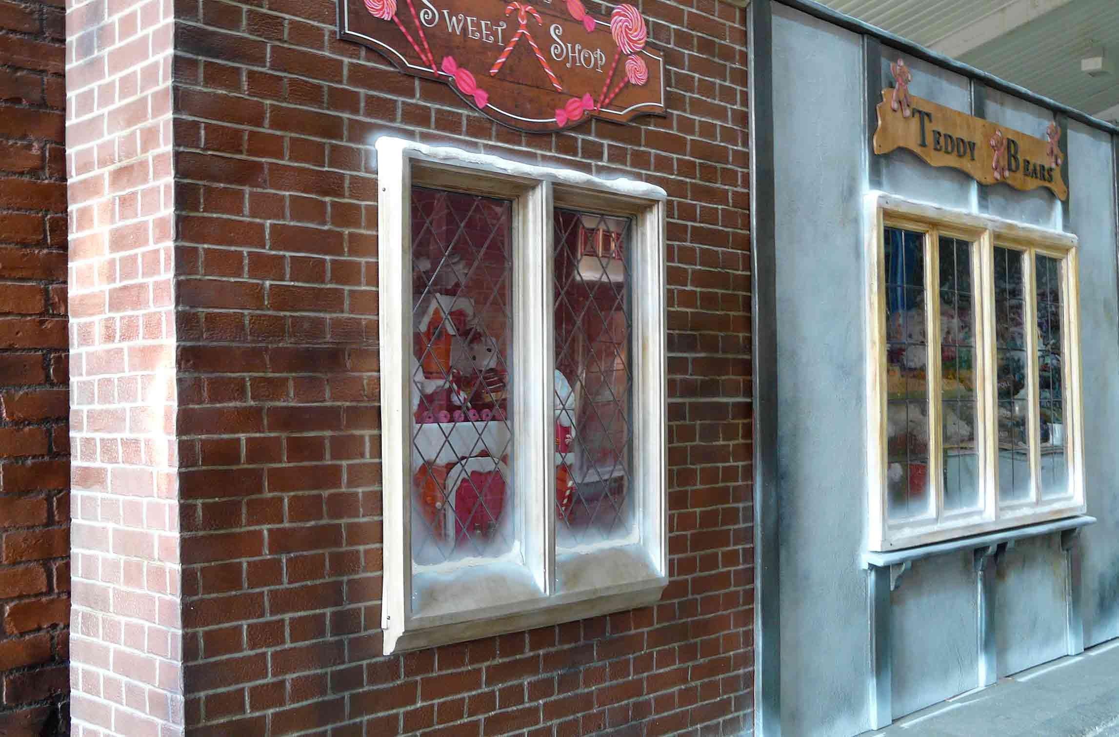 Harrods Christmas Grotto 2015