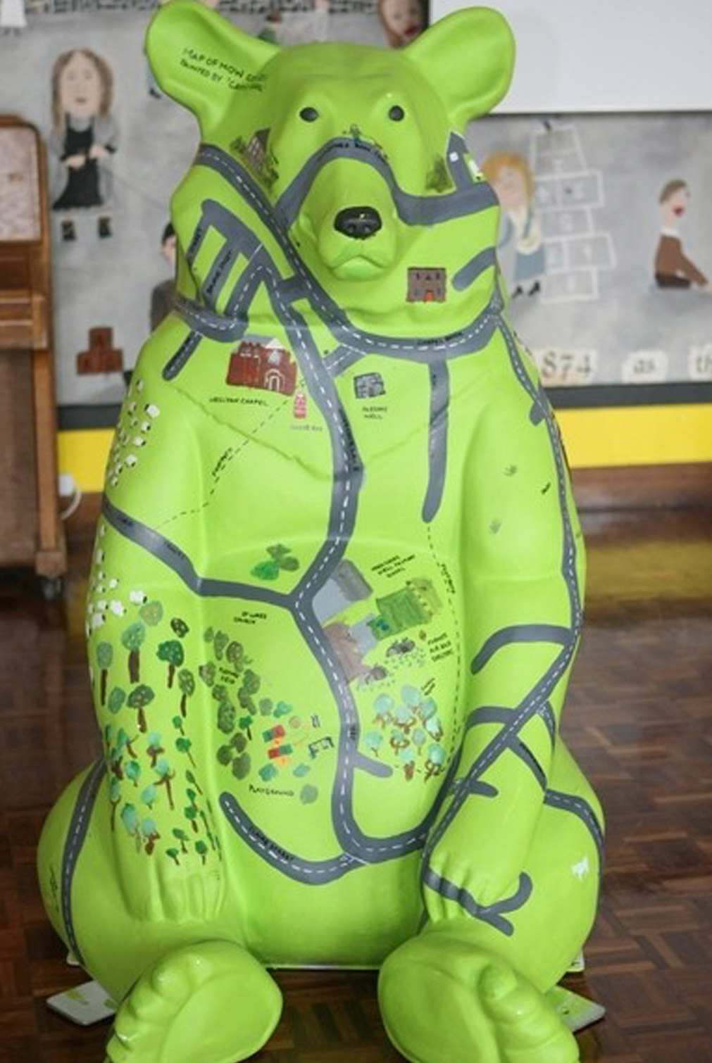 Congleton Bear Trail