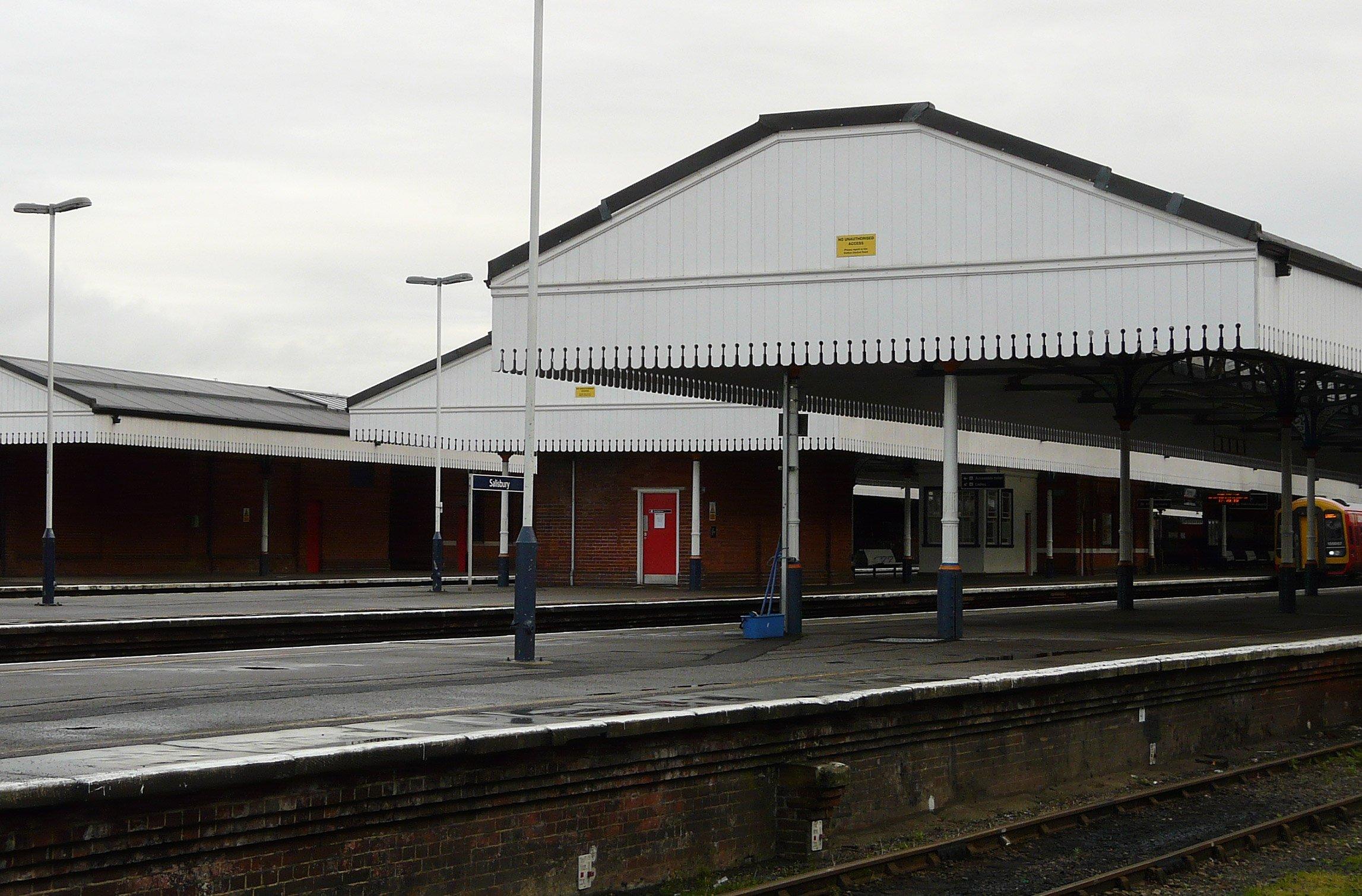 Salisbury Station