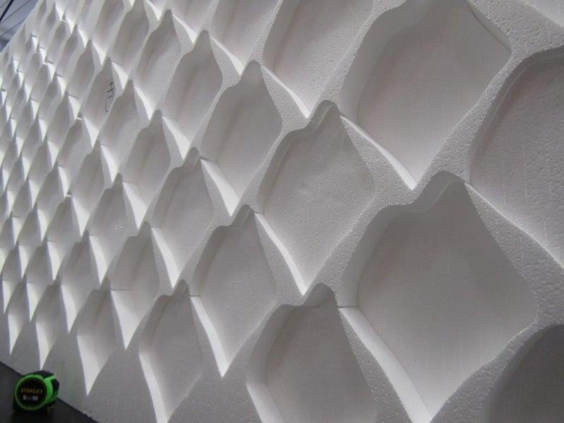 Polystyrene cutting