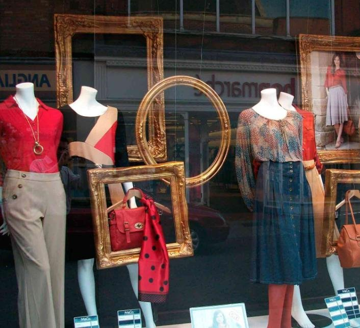 The Art of Visual Merchandising
